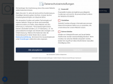 Screenshot der Domain alles-lau.de