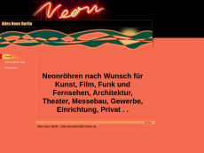 Screenshot der Domain alles-neon.de