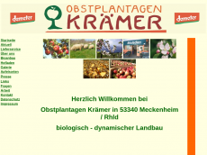 Screenshot der Domain alles-vom-land.de