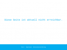 Screenshot der Domain allesapotheke.de