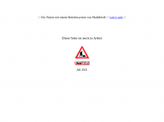 Screenshot der Domain allesclever.de