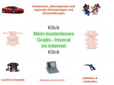 Screenshot von allesdose.de