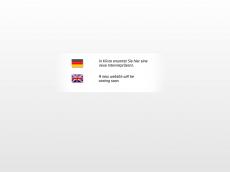 Screenshot der Domain allesdrauf.de