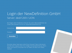 Screenshot der Domain alleseinehand.de