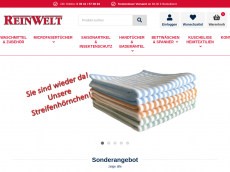 Screenshot der Domain allewelt.info