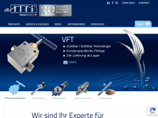 Screenshot der Domain allfi.com