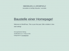 Screenshot der Domain allfit-2000.de