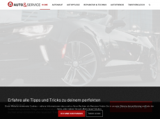 Screenshot der Domain allforcars.de