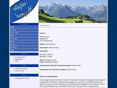 Screenshot von allgaeu-jump.de