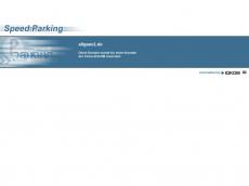 Screenshot der Domain allgaeu1.de