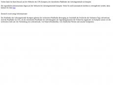 Screenshot der Domain allgaeuer-schneeeulen.de