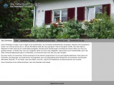 Screenshot der Domain allgaeuhaus-isny.de
