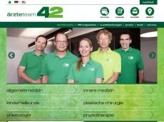 Screenshot von allgemeinarzt-boeblingen.de