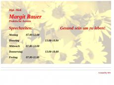 Screenshot von allgemeinarzt-ilmenau.de