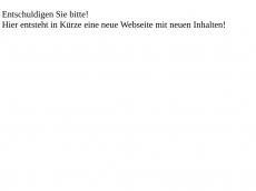 Screenshot der Domain allgemeinarzt-mueller.de