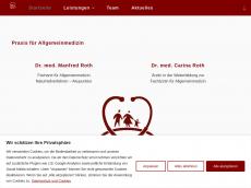 Screenshot von allgemeinarzt-schoellkrippen.de