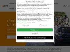 Screenshot der Domain allgemeine-mietsysteme.de