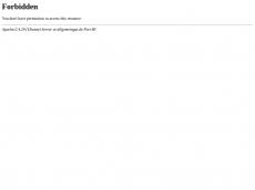 Screenshot der Domain allgemeingut.de
