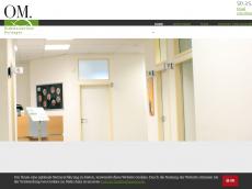 Screenshot der Domain allgemeinmedizin-dormagen.de