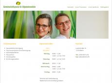 Screenshot von allgemeinmedizin-friedenau.de