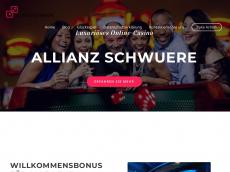 Screenshot von allianz-der-6-schwuere.de