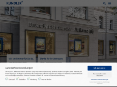 Screenshot der Domain allianzbankberlin.de