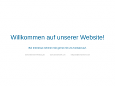Screenshot der Domain allideal.de