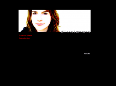 Screenshot der Domain allisonlorenzen.de