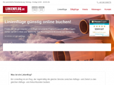 Screenshot der Domain allitalia.de