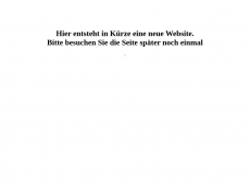 Screenshot der Domain allmendinger-web.de