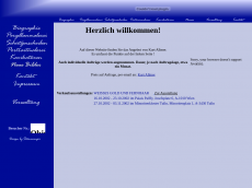 Screenshot der Domain allmers-porzellan.com