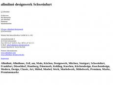 Screenshot von allmilmoe-designwerk-schweinfurt.de