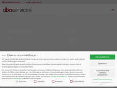 Screenshot der Domain allnabout.com