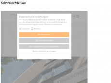 Screenshot der Domain allonone.de