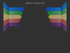 Screenshot der Domain allplan-campus.de