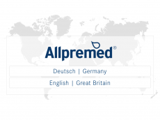 Screenshot der Domain allpremed.de
