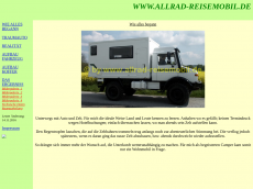 Screenshot der Domain allrad-mobil.de
