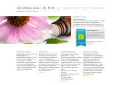Screenshot der Domain allrich-frey.de