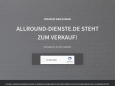 Screenshot von allround-dienste.de