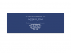 Screenshot der Domain allround-dma.de