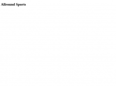 Screenshot der Domain allround-sports.de