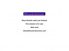 Screenshot der Domain allround-technik.de