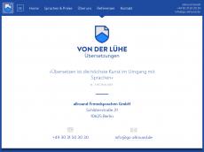 Screenshot von allround-vdl.de