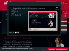 Screenshot der Domain allstar.de