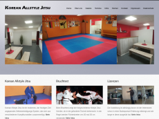 Screenshot der Domain allstyle-jitsu.de