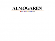 Screenshot der Domain almogaren.org