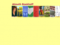 Screenshot der Domain almuth-boekhoff.de