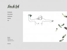 Screenshot von almuth-ertl.de