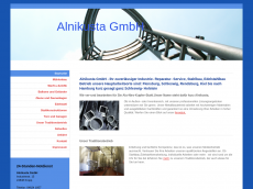 Screenshot der Domain alnikusta.de
