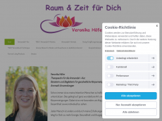 Screenshot der Domain aloe-for-you.de